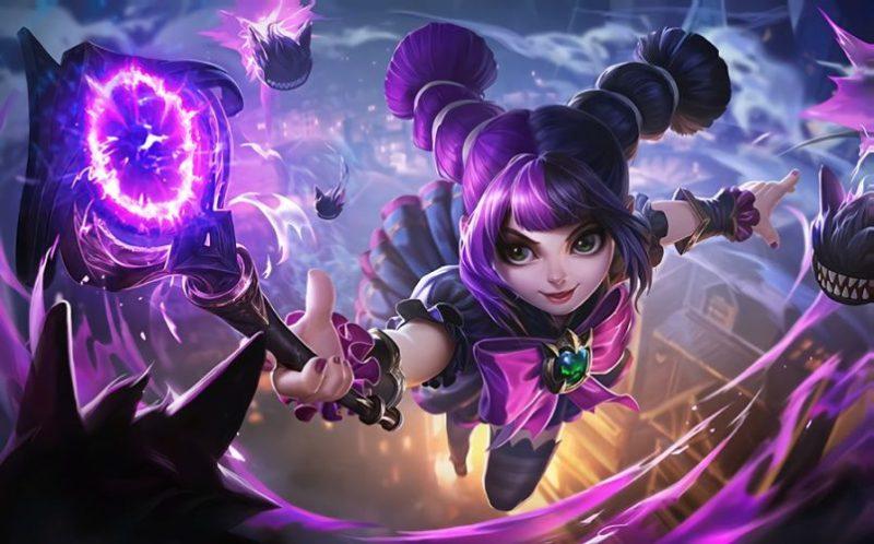 5 Hero Mage Mobile Legends Terbaik Mudah Dapat Savage LYLIA
