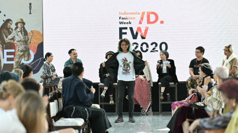 BUBU Memperkenalkan Gaya Fashion Gamers Di IFW 2020