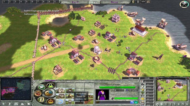 Cheat Empire Of Earth 2 PC Lengkap Bahasa Indonesia! Gamedaim