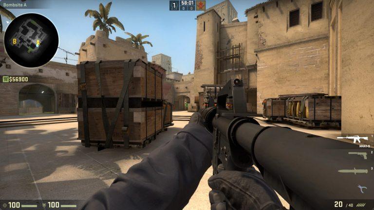 Counter Strike GO Pecahkan Rekor Jumlah Pemain Aktif Sampai 900 Ribu