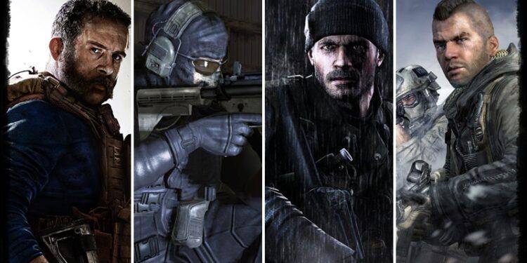 Karakter Ikonik Call Of Duty