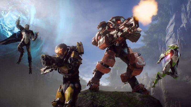 Pantang Menyerah BioWare Akan Desain Ulang Anthem