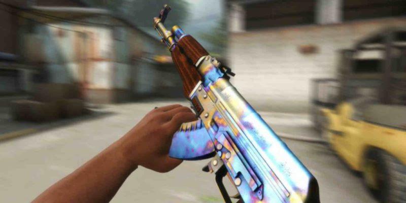 Sultan Abis Inilah 5 Skin Game Termahal Di Dunia AK47