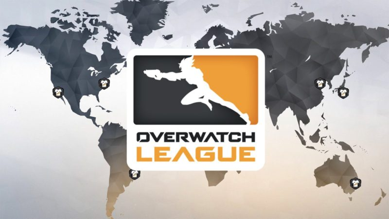 Virus Corona Tunda Overwatch League 2020 Di Korea Selatan