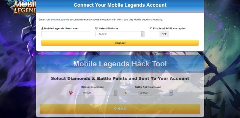 6 Generator Diamond Mobile Legends Gratis Terbaik Auto Sultan 5
