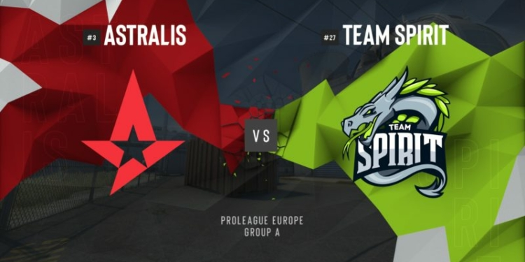 Astralis Matchday 6