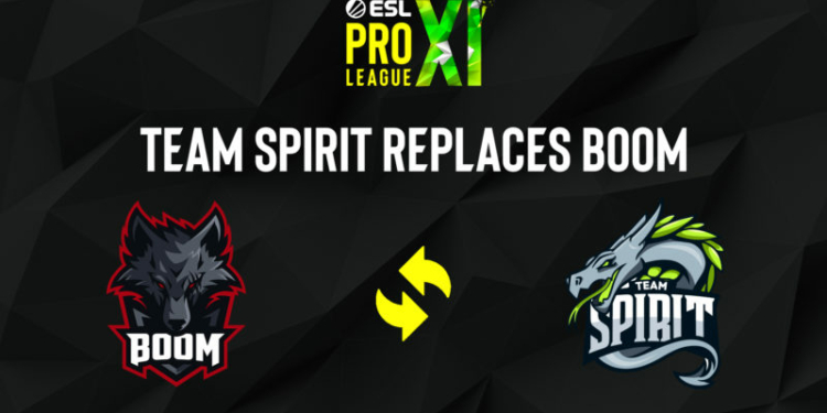 BOOM Replaced Slot In ESL