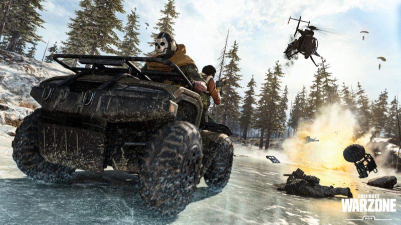 Call Of Duty Warzone Versi PS4 Tidak Memerlukan PS Plus