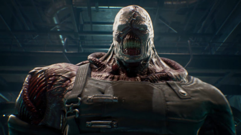 Capcom Nemesis Will Not Be Able To Be In The Safe Room In Resident Evil 3 Remake 1
