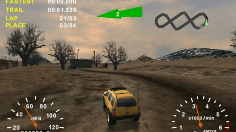 Cheat 4X4 Evolution PS2 Lengkap Bahasa Indonesia! Gamedaim