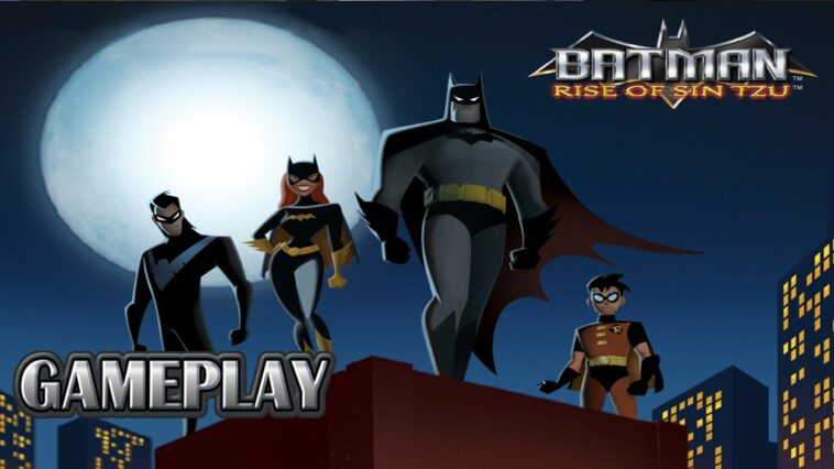Cheat Batman Rise Of Sin Tzu Ps2 Lengkap Bahasa Indonesia! Gamedaim