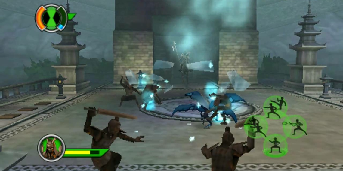 Cheat Ben 10 Ultimate Alien Cosmic Destruction Ps2 Lengkap Bahasa Indonesia! Gamedaim