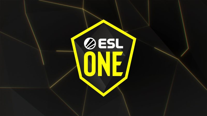 ESL One Los Angeles 2020 Postponed