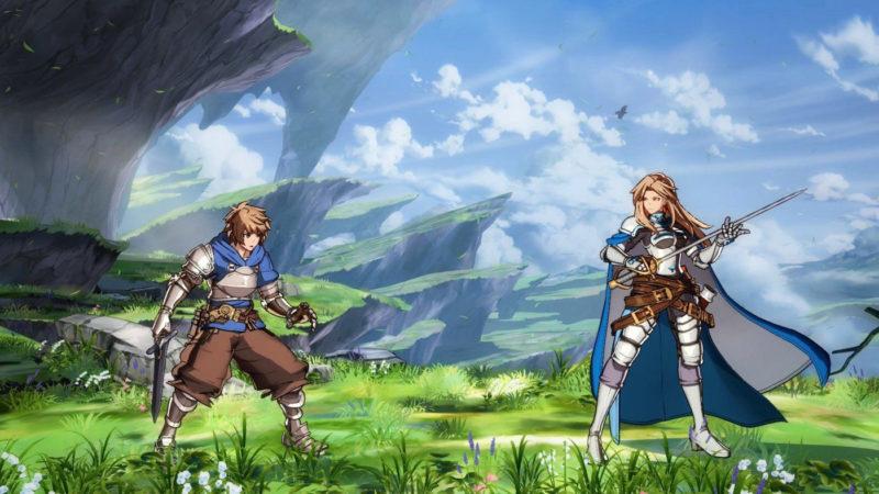 Granblue Fantasy Versus Resmi Akan Rilis Di Platform PC! GD