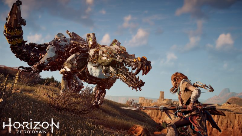 Horizon Zero Dawn Resmi Akan Rilis Di PC Melalui Steam!