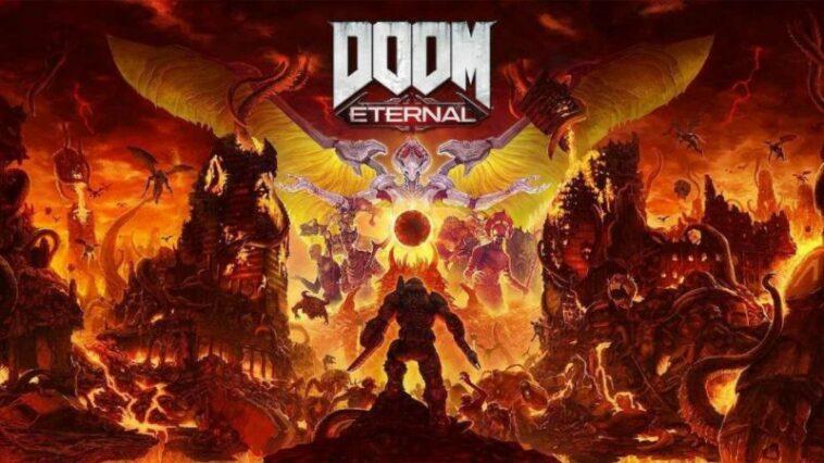 Lupa Gunakan Denuvo, DOOM Eternal Dibajak Di Hari Pertama Rilis! Gamedaim