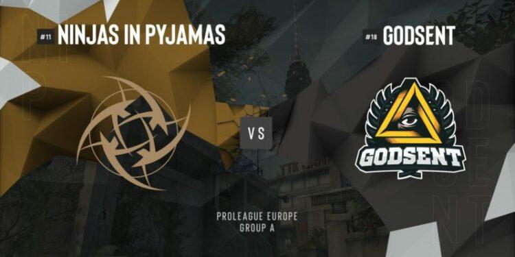 Ninjas In Pyjamas ESL Pro League