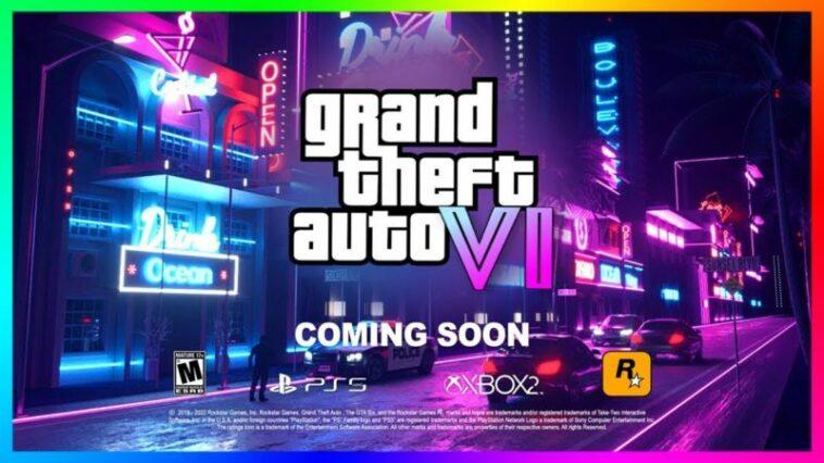 Rumo Rockstar Games Akan Umumkan GTA 6 Akhir Bulan Ini Gamedaim