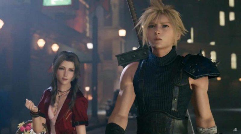 Tidak Akan Ditunda Pengerjaan Final Fantasy VII Remake Telah 100 Rampung