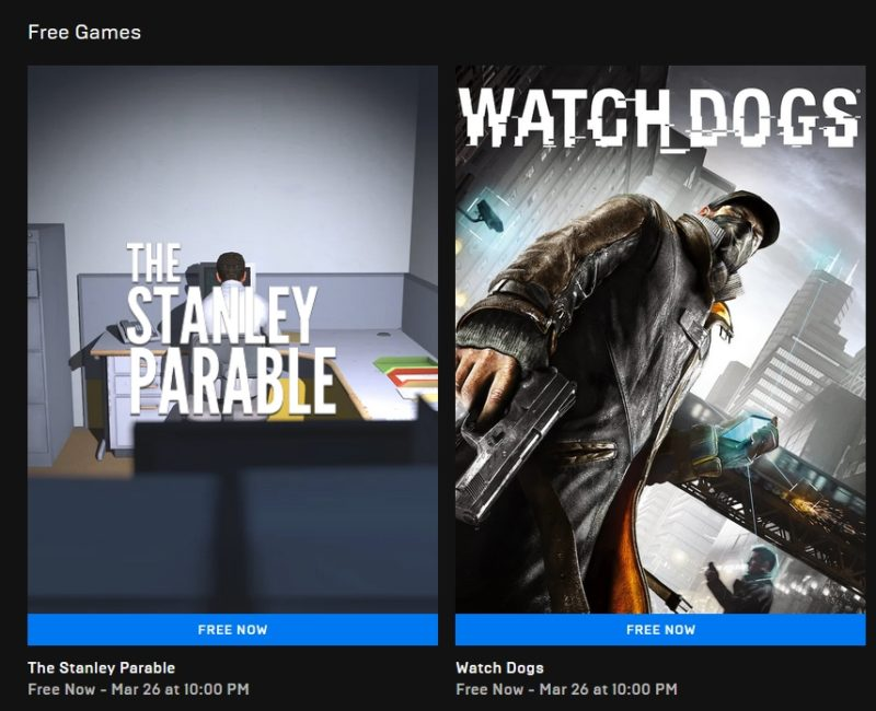 Watch Dogs Kini Tengah Digratiskan Di Epic Games Store GD