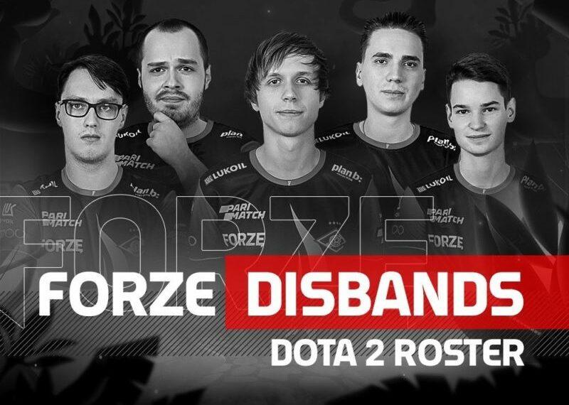 ForZe ESports Disband