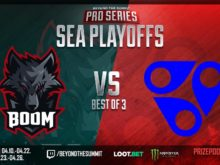 Boom Esports Vs Reality Rift Bts Pro Series Sea