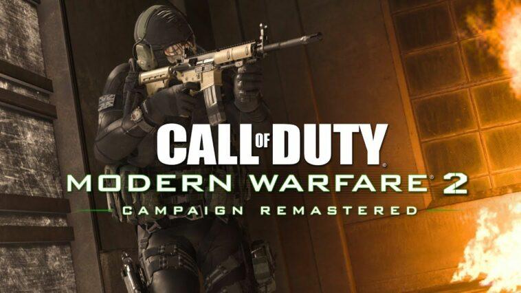 Bocoran Call Of Duty Modern Warfare 2 Remastered Bakal Dirilis Dalam Waktu Dekat Gamedaim