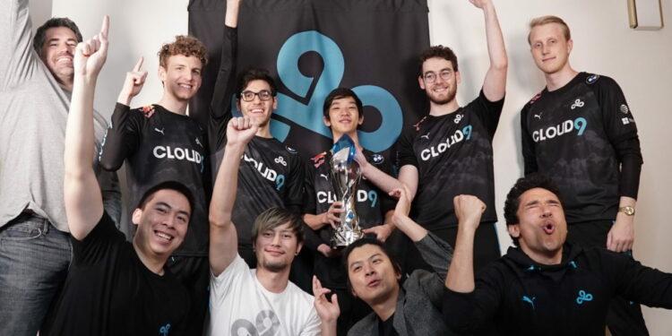 Cloud9 Winner Lcs Spring 2020