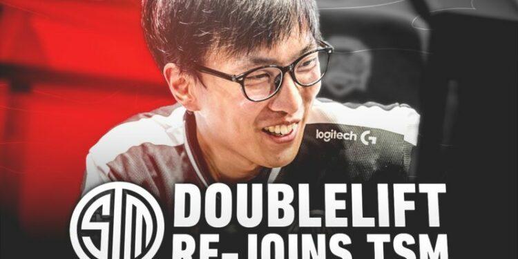 Doublelift Join TSM