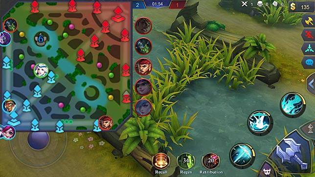Early Mobile Legends