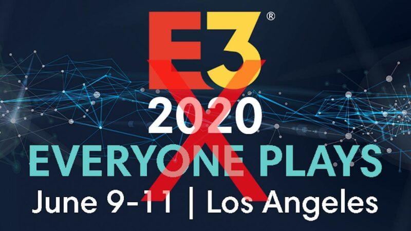 Event Online Dari E3 2020 Juga Resmi Dibatalkan