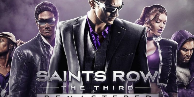 Saints Row The Third Remastered Dapatkan Tanggal Rilis! Gamedaim