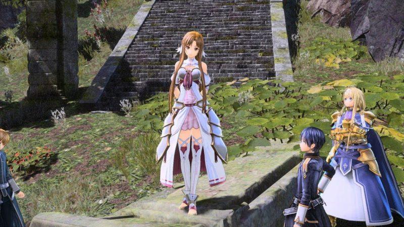 Spesifikasi Pc Untuk Memainkan Sword Art Online Alicization Lycoris