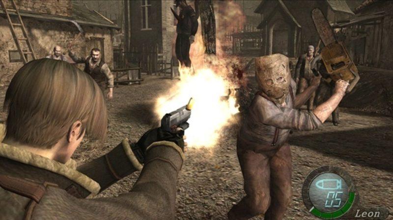 Tim Resident Evil 4 Remake Lebih Besar Dari Re2 Dan Re3 Remake