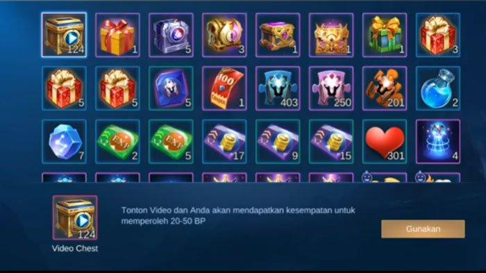 Video Chest