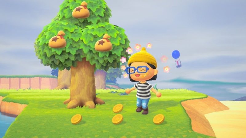 Animal Crossing New Horizons Terjual 1 Juta Kopi Perhari