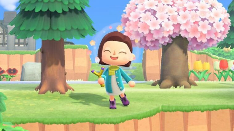 Animal Crossing New Horizons Terjual 1 Juta Kopi Perhari!