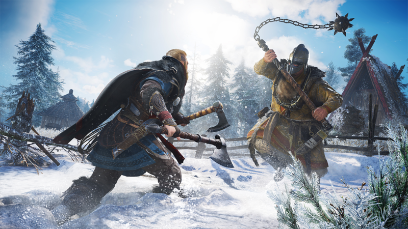 Assassins Creed Valhalla Tidak Akan Ada Di Steam