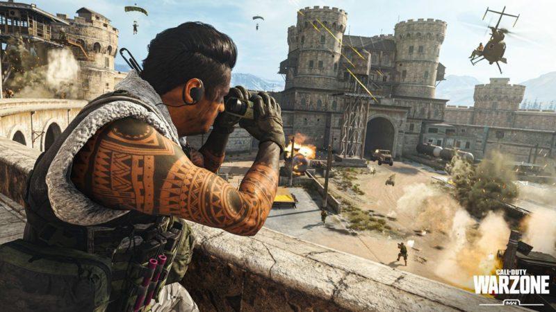 Call Of Duty Warzone Akan Rilis Di Playstation 5 Dan Xbox Series X