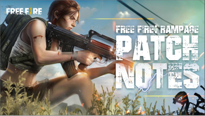 Free Fire Patch Notes