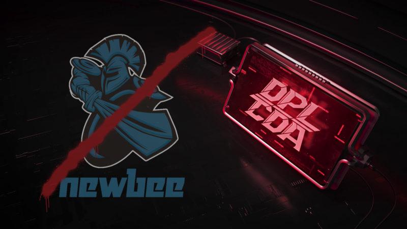 Newbee Banned Dota 2