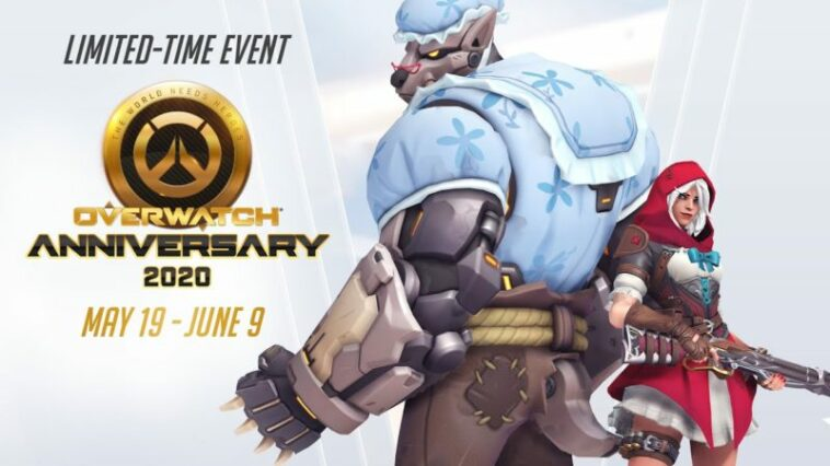 Overwatch Season Event