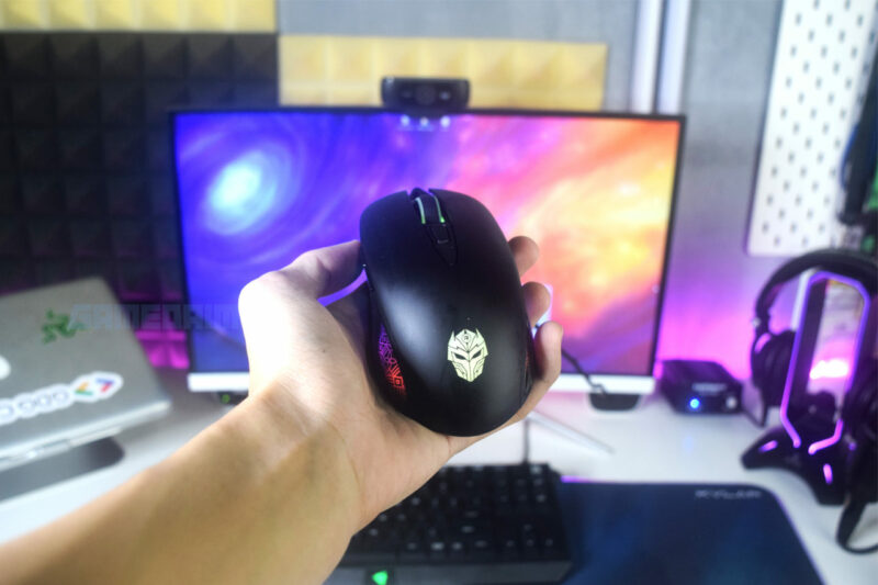 1 Rexus Arsa Mouse Hands On Gamedaim Review