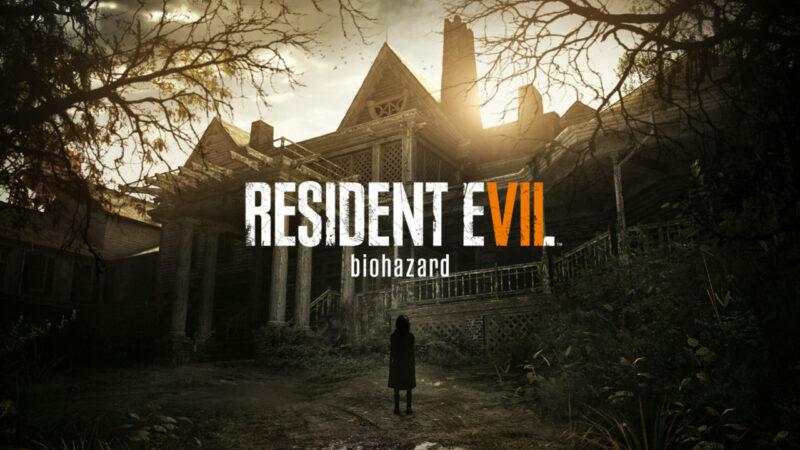1.resident Evil 7 Biohazard