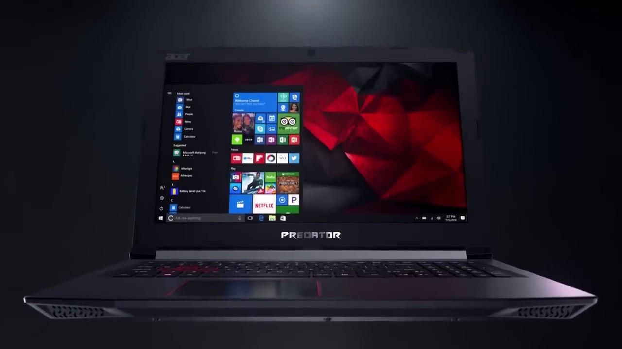 Acer Predator 300 G3 572