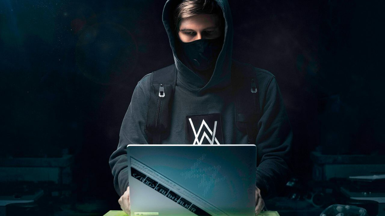 Alan Walker X Rog