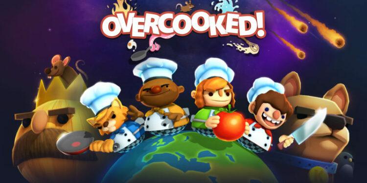 Game Overcooked Kembali Digratiskan Di Epic Games Store! Gamedaim