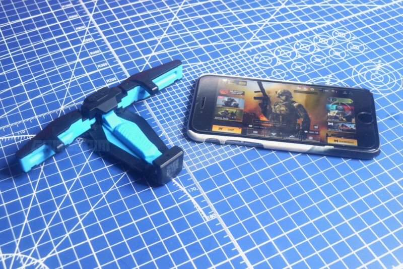 Gamesir F4 Falcon With Smartphone Gamedaim Review