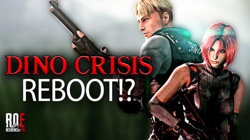 Inilah Alasan Kenapa Capcom Batalkan Reboot Dino Crisis Dan Game Lainnya!