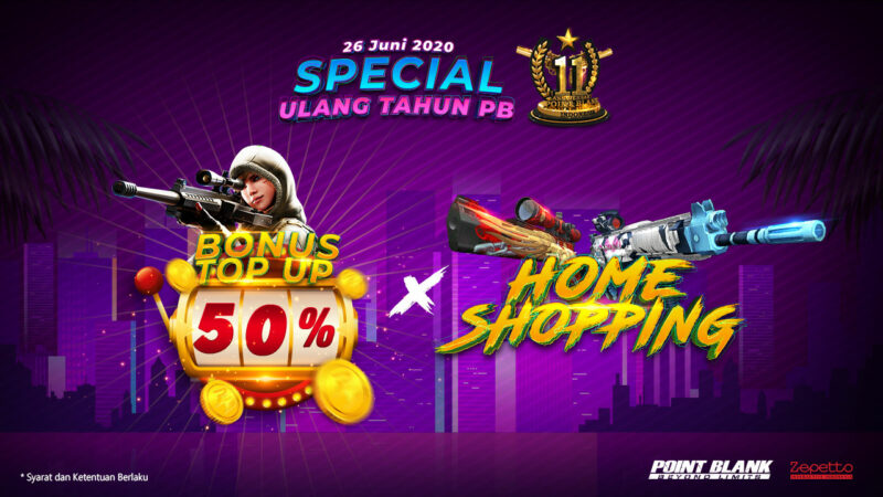Point Blank Event